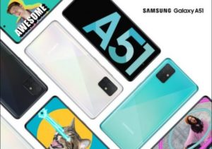 Samsung launches Galaxy A51 sales in Europe