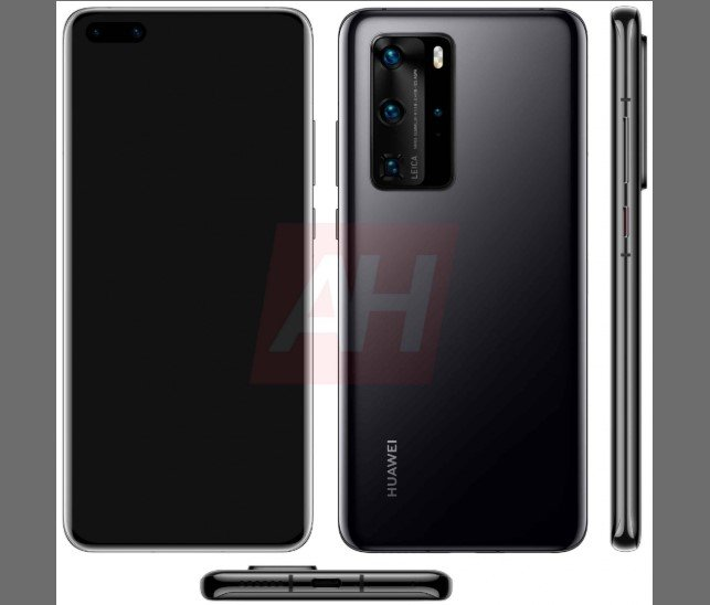 Huawei P40 Pro Premium Edition • Huawei P40 Pro
