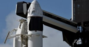 SpaceX successfully tested Crew Dragon ship rescue system