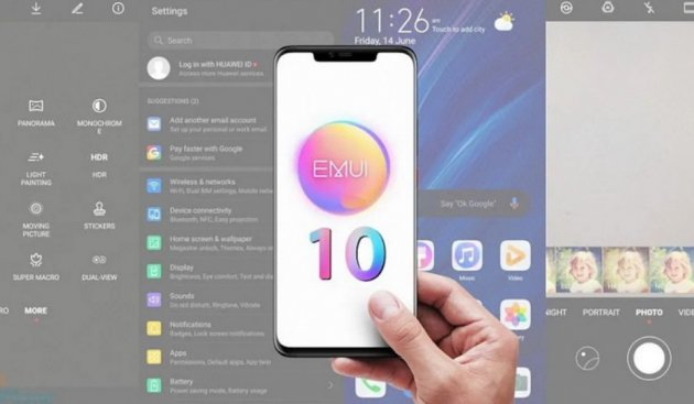 Huawei EMUI now supports 50 million devices