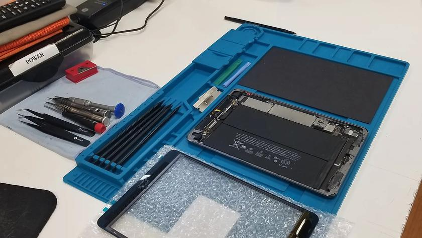 iFixit compiled an anti-rating of gadgets in 2019