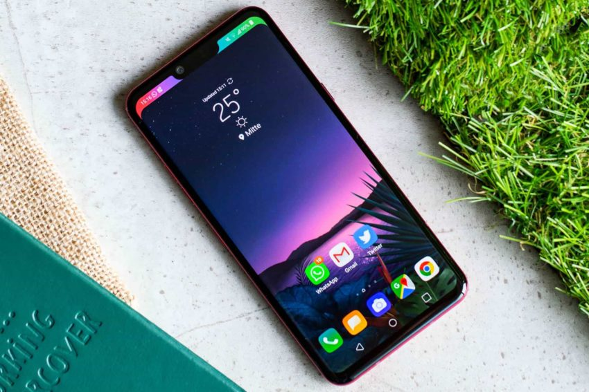 LG stops producing smartphones