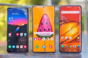 Samsung left the owners of the Galaxy S8 and many other smartphones without Android 10