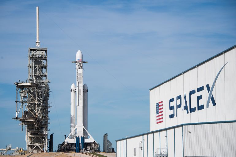 SpaceX for the fourth time transferred the launch into orbit of the fourth batch of Starlink satellites