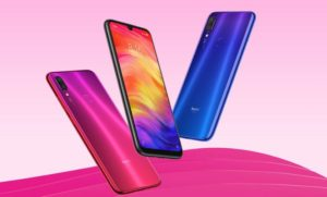 Xiaomi is preparing an Android 10 update for Redmi Note 7 Pro