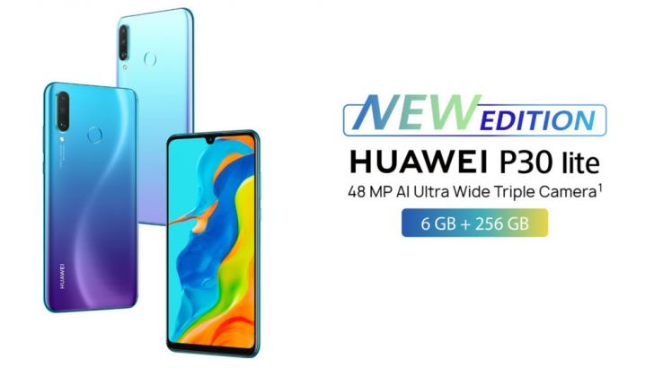 huawei P30 has just released