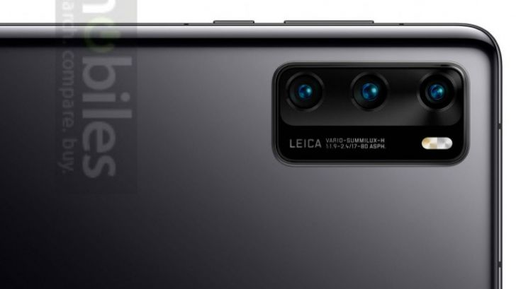 huawei p40 pro with the new powerful camera