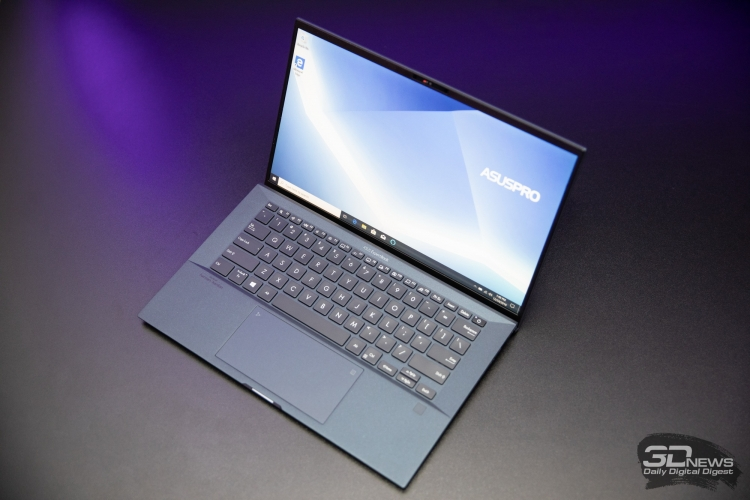 "CES 2020: ASUS ExpertBook B9450FA - the lightest and thinnest business 14"" laptop"