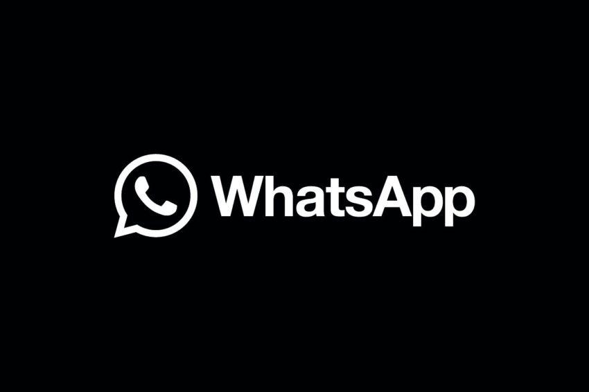 Turn on the dark theme in WhatsApp