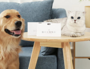 Xiaomi has released a genetic test for cats and dogs