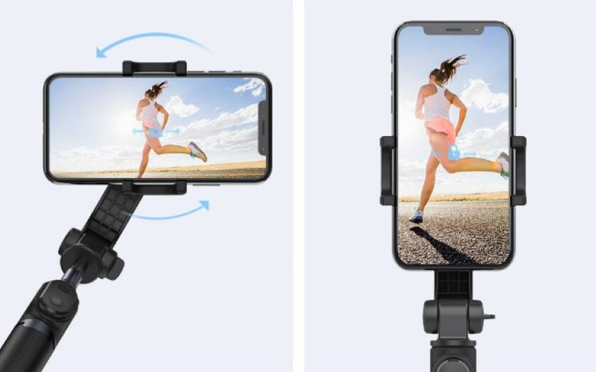 Xiaomi released a stabilizer for smartphones