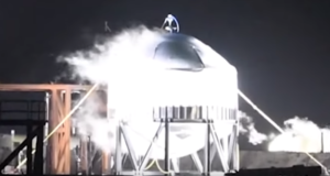 SpaceX destroyed the huge spaceship of the Starship: video