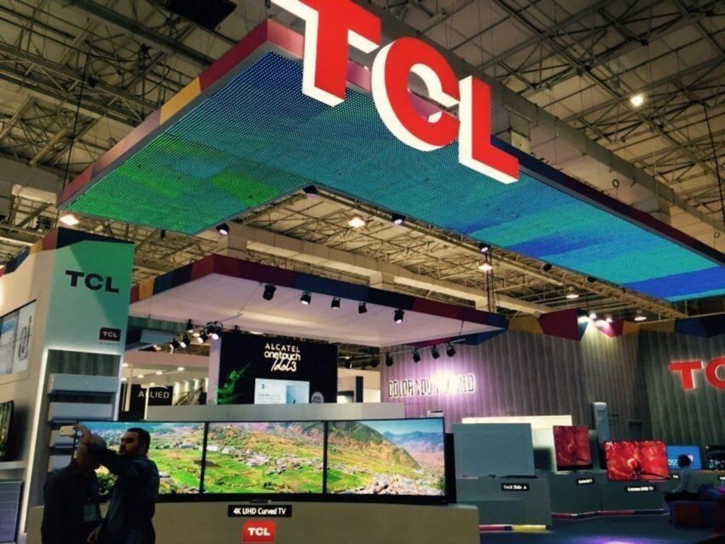 TCL at Eletrolar Show 2015