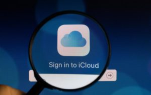 Apple introduced a special version of iCloud.com for iPhone and Android 4