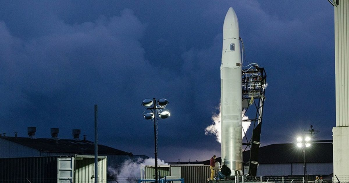 Astra startup wants to launch launch vehicles daily at a cost of $1 million per mission