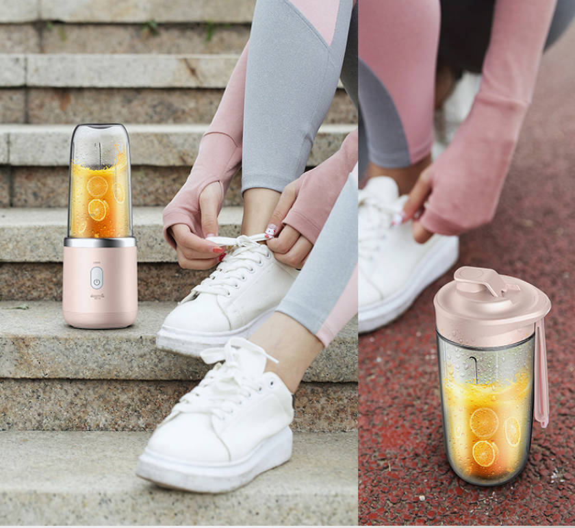 Deerma Juicer: new Xiaomi portable blender for $23