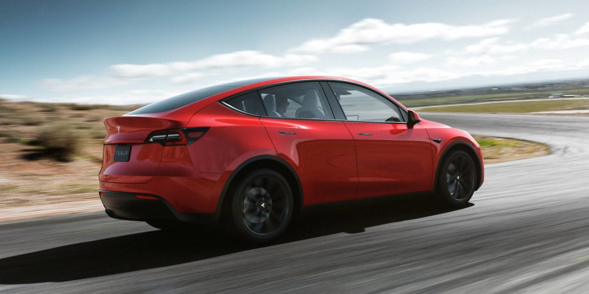 Tesla Model Y officially confirmed 507 km on a single charge