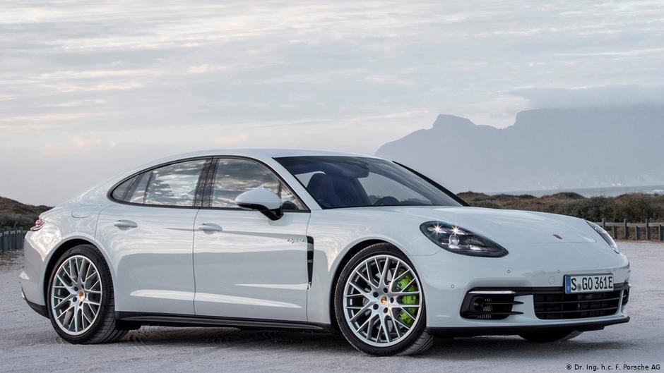 Porsche Panamera 4 E-Hybrid model: the company already has experience with hybrid motors