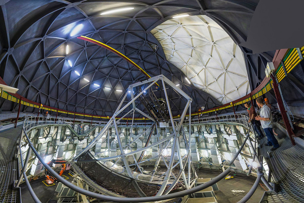 Large South African telescope