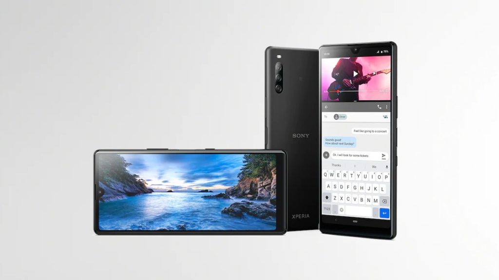 Sony Xperia L4 announcement