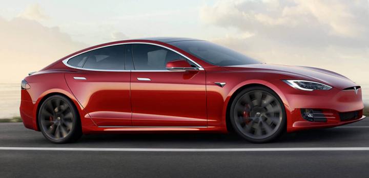 Range Model S will increase to 640 km