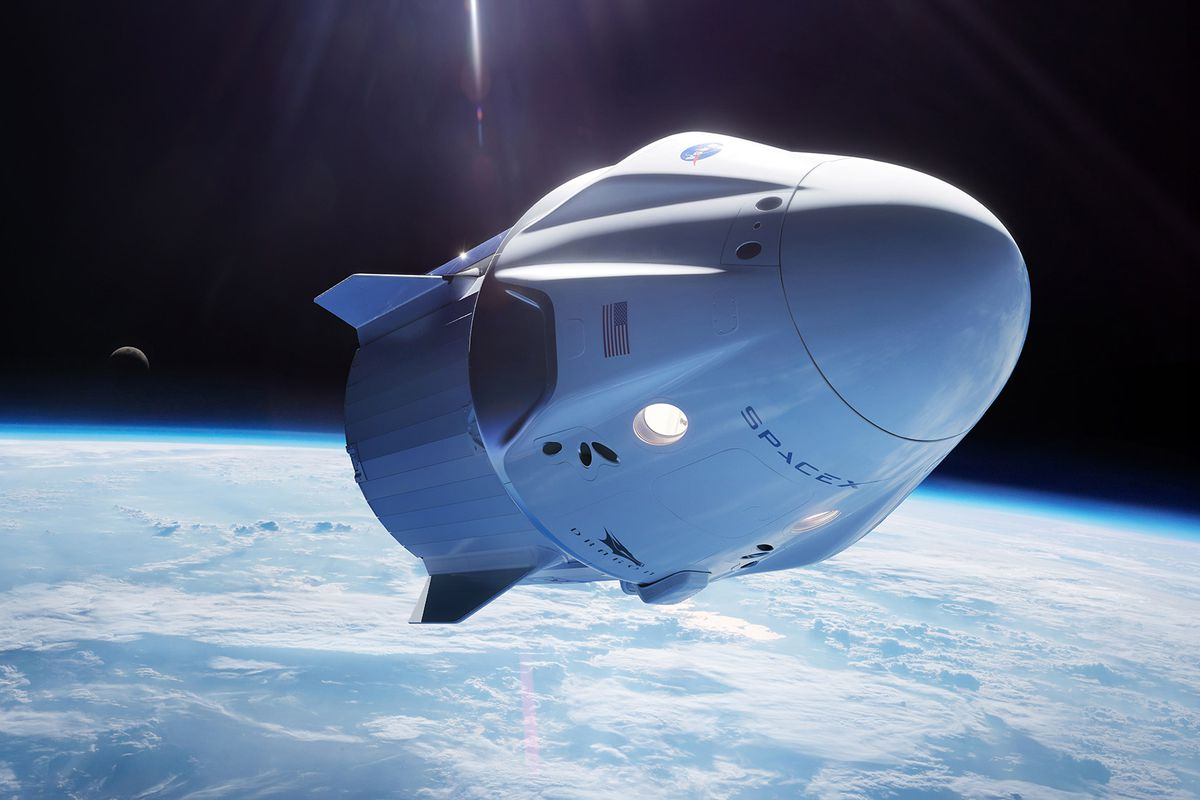 SpaceX will deliver tourists to orbit