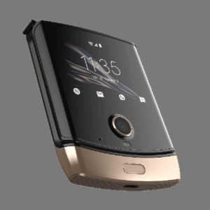You have not seen such a Motorola Razr 2019