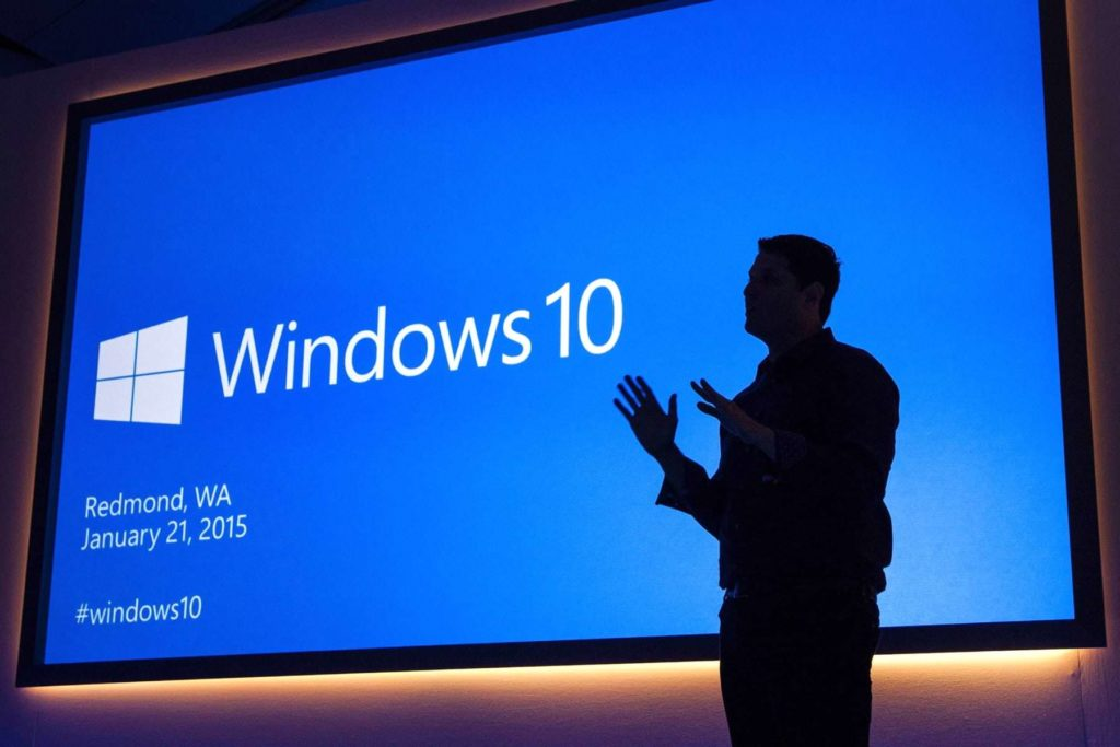 windows 10 conference