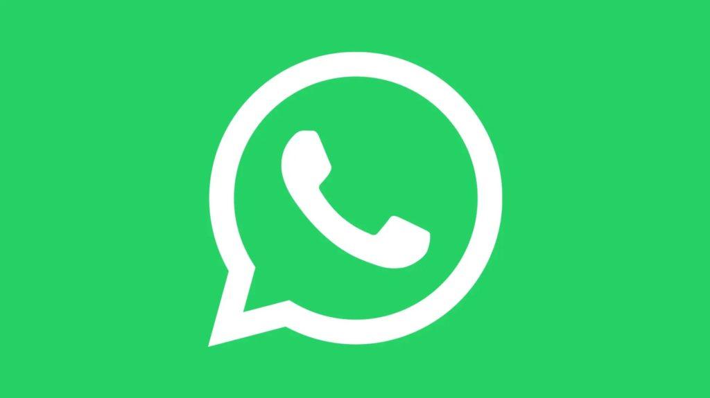 WhatsApp official green-white logo