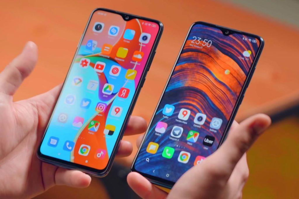 New Smartphones of Xiaomi