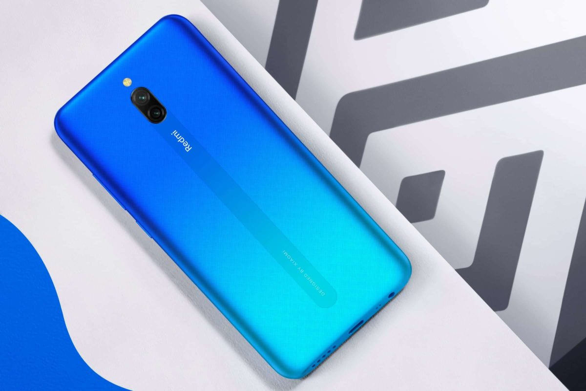 The announcement of Xiaomi Redmi 8A Dual - an ultra-cheap smartphone with a dual camera