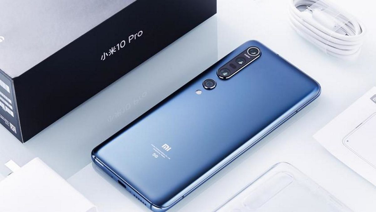 Camera of Xiaomi Mi 10 was compared with Huawei P30 Pro, Samsung Galaxy S10 + and iPhone 11 Pro
