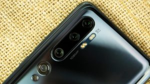 The main features of the camera of the flagship Xiaomi Mi 10 are revealed