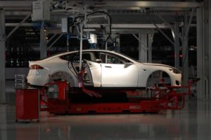 The voltage rises. 3 startups that will become a nightmare for Tesla