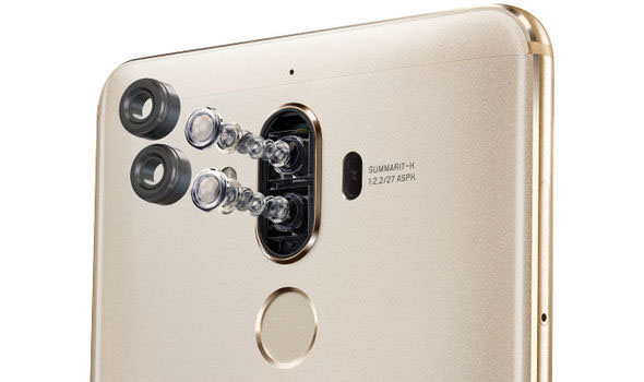 huawei two cameras