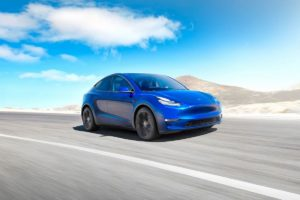 Tesla announced the sale date of the new electric car Model Y