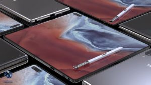 Samsung Galaxy Fold 2 will be equipped with a stylus