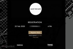 New Nokia smartphones will present this day