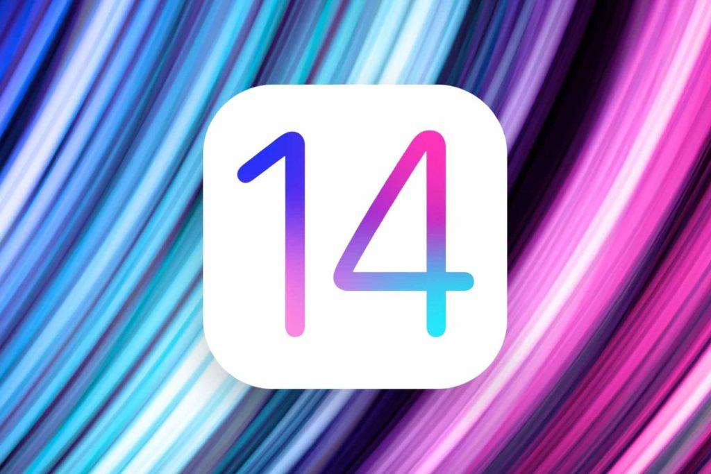ios 14 official logo
