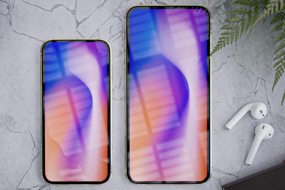 Apple designs special 5G antennas for the following iPhone - photo 12
