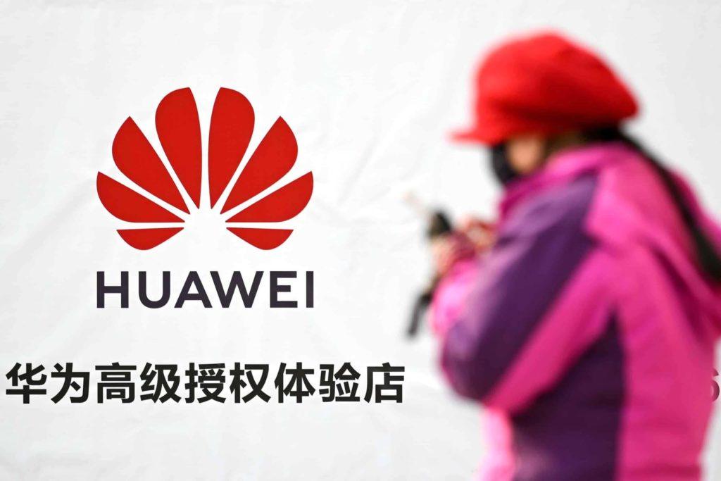 new Huawei OS