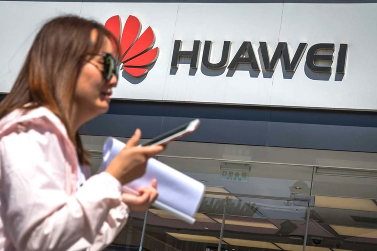Huawei has released a new OS, which is three times faster than Windows 10 and Android