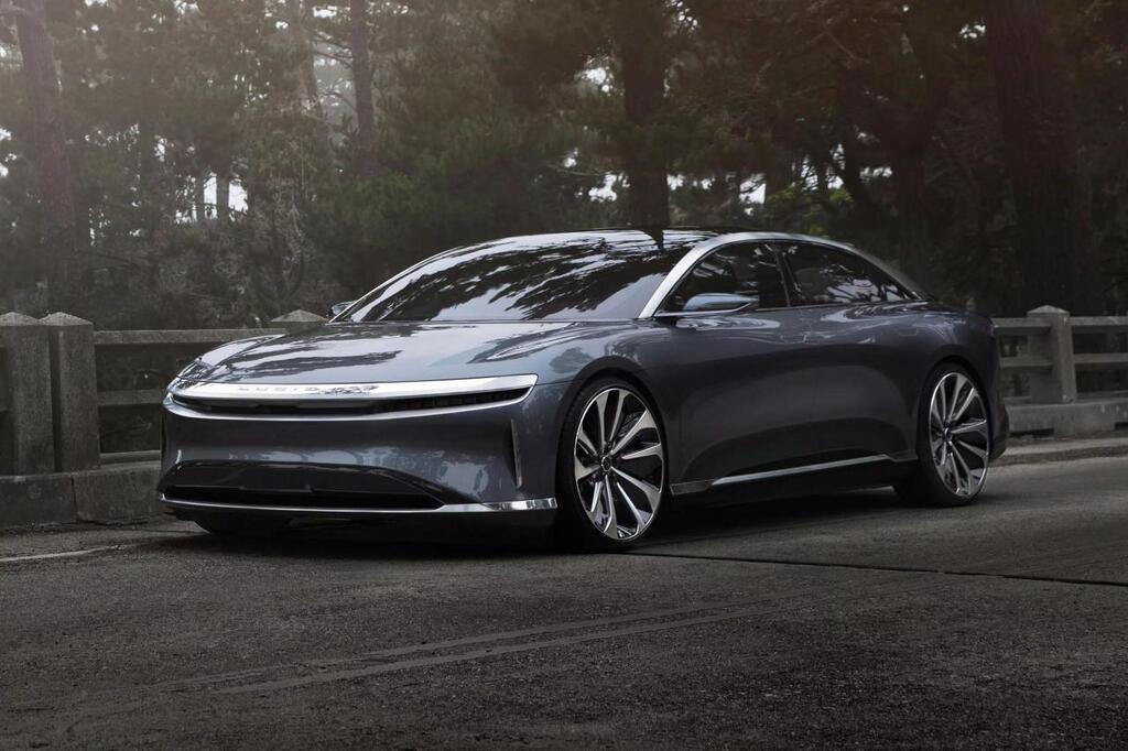 Luxury electric car: Tesla Model S competitor debuted in ...
