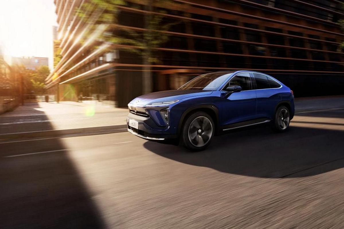 China launches production of powerful NIO electric crossover