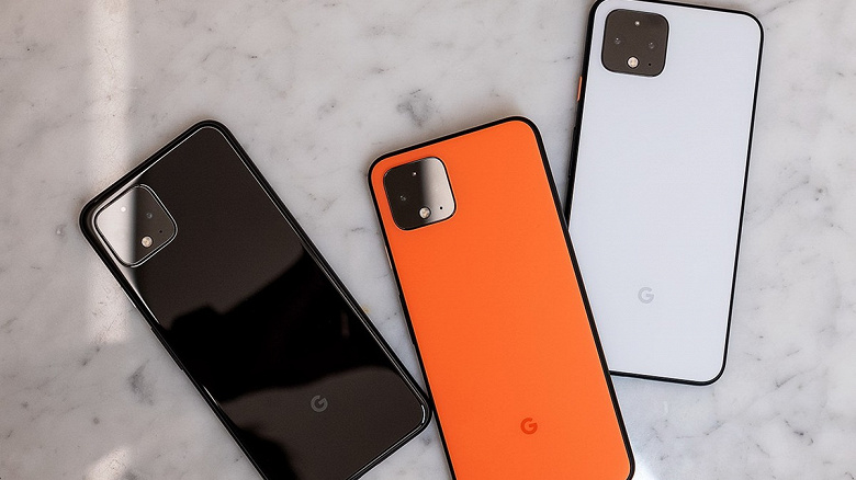 Google Pixel 4 did not live up to expectations