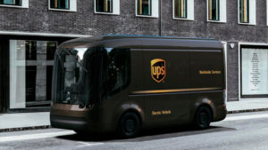 Arrival electric van manufacturer receives first order for 20,000 cars
