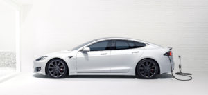 Cruising range of electric vehicles Tesla Model S and Model X increased by 5-7%