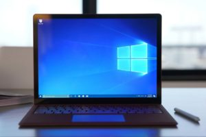 Windows 10 completely lost its virus protection