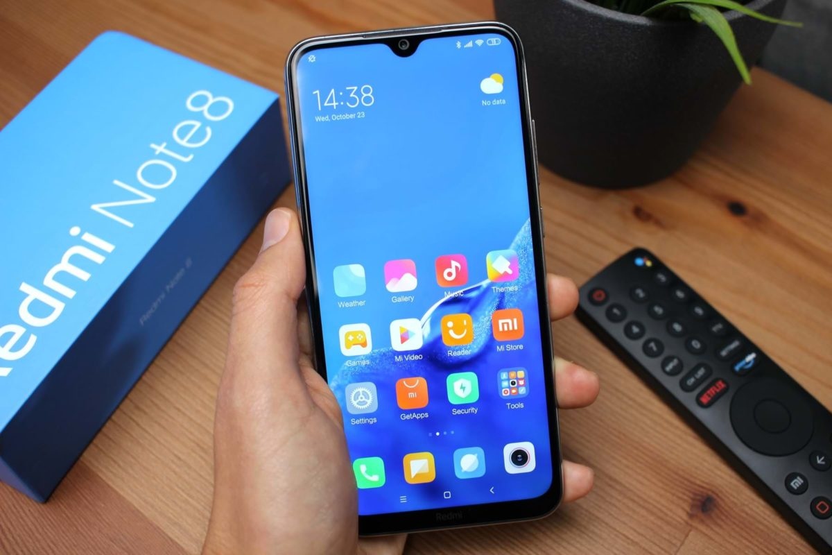 Named the most popular smartphones in early 2020
