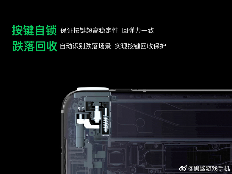 Look Inside of Xiaomi Black Shark 3